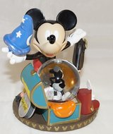 Mickey Mouse Disney snowglobe  - Wardrobe Costume Chest