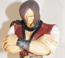 Fantasy Handpainted Figurine - Fantasy Beeldje Met Sjaal