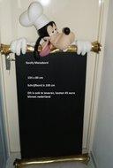 Goofy MenuBord - Disney Goofy Menubord Dekoratie beeld 155 cm