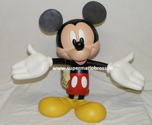 Mickey Mouse Definitive - 47 cm groot nieuw staat - Mickey Beeld - Boxed