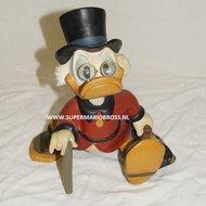 Dagobert Duck - Disney Small Walking Uncle Scrooge ongeveer 25 cm groot Used