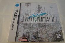 Final Fantasy III - Nds spel
