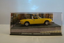 TRIUMPH STAG - DIAMONDS ARE FOREVER 007 - James Bond Car Collection