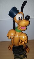 Pluto Sitting with mailbox very rare to finf in Box