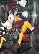 Tex Avery The wolf Statue demon & Merveilles Figure Loup Statue New in Box Big Cartoon Figurines