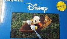 Mickey In Boat - Mickey in Roeiboot - Disney nieuwstaat - Boxed