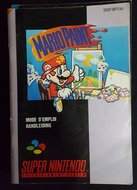 Mario Paint - Handleiding - Snes Manual Booklet