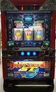 Ultraman ST Pashiclo -Game Machine - Japanse Skill Stop Slotmachine Used