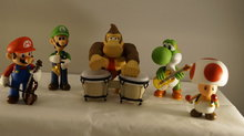 Super Mario bros Bandje - verzamelen
