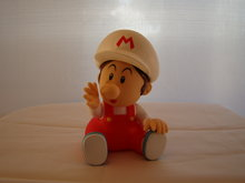 BABY Mario Pvc Action Figure 14 cm  - Supermariobross Figuren
