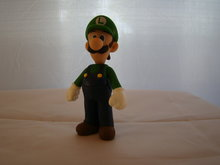 Luigi 12 cm - Super Mario Merchandise