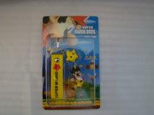 Telefoongadget in doosje - Mario met gele ster