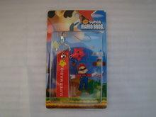 Telefoongadget in doosje - Mario met rode ster