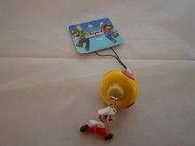 Telefoongadget - Mario en Paddestoel,