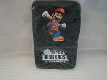 NINTENDO DS, mapje met Super Mario Bros afbeelding.