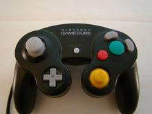 Nintendo Game Cube Controller Black