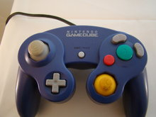 Nintendo Game Cube Controller Paars,