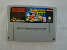 MAGICAL QUEST THE, MICKEY MOUSE - Snes Game Cartridge
