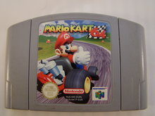 Mario Kart N 64 Game Cartridge Only