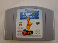 Tigger's honey hunt - Winnie the Pooh - N 64 Game Cartridge