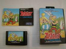 Asterix and the great rescue - Sega Mega Drive 16 Bit Game & Box Compleet