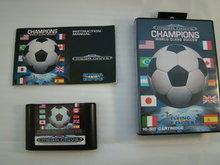 Champions - Sega Mega Drive Game Box Compleet
