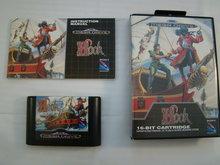 Hook / Peter Pan - Sega Mega Drive Game Box Compleet