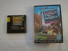 King's Bounty - RPG - Sega Mega Drive Game Box No Booklet