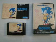 Sonic the Hedgehog - Sega Mega Drive Game Compleet