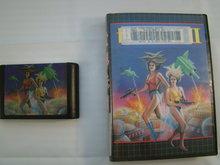Trouble Shooter - Sega Mega Drive Game Box en Game