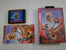 Whac-a-Critter - Sega Genesis - Sega Mega Drive Game Compleet