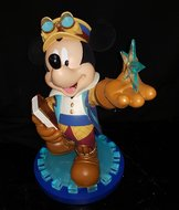 Mickey Mouse 25 th anniversary Large Disney Figurine Boxed - Walt Disney Mickey Mouse Statue