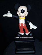 disney Mickey mouse cast member figurine