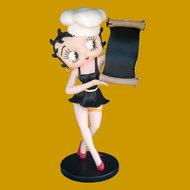 Beety Boop Menu Board - decoratiebeelden
