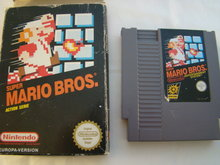 MARIO BROS - Nes Game Cart