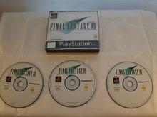 FINAL FANTASY VII - Playstation Game - Ps 1 Game