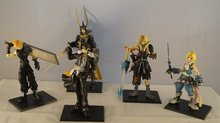 Final Fantasy Figuren 13 cm , Setje