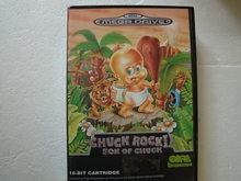 Chuck Rock II - Son of Chuck - Sega Mega Drive Game Compleet