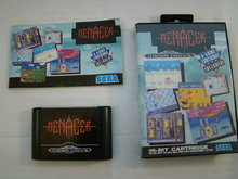 Donald Duck QUACKSHOT - Sega Mega Drive Game Compleet 16 Bit