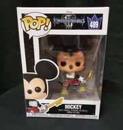 Mickey Kingdom Hearts vinyl Figurine
