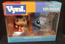 Disney Lilo & Stitch 2-Pack Funko VYNL Collectible Vinyl figurine New Boxed