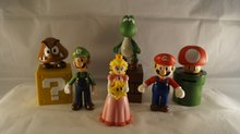 supermariobross Red - dekoratiefiguren