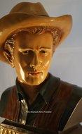 James Dean - Bust Head - Dekoratie Beeld