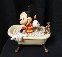 mickey bath tub