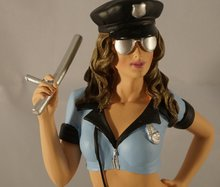 COLLECTION EROTISSIMO - POLICE OFFICER