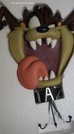 Taz TheTasmanian Devil - TAZ Kapstok - Warner Bros