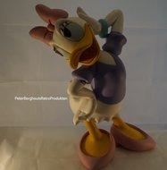Daisy Duck - Katrien Duck - Disney - Decoratie beeldje