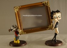 Betty Boop Art Movers Photoframe fotolijst