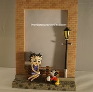 Betty Boop Lovers Photoframe - fotolijst