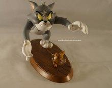 Tom & Jerry Catch Me - Beeldje - Decoratie Beelden